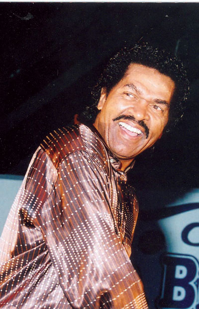 Entertainer of the Year Award winner Bobby Rush will headline the Sunflower's Friday night stage