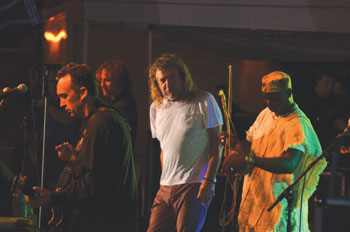Robert Plant and Band