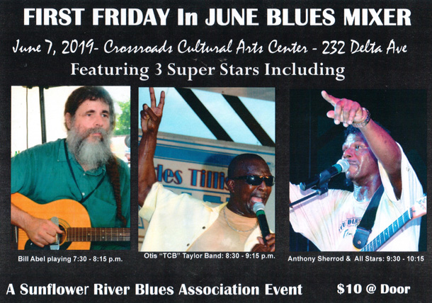 First Friday In June Blues Mixer