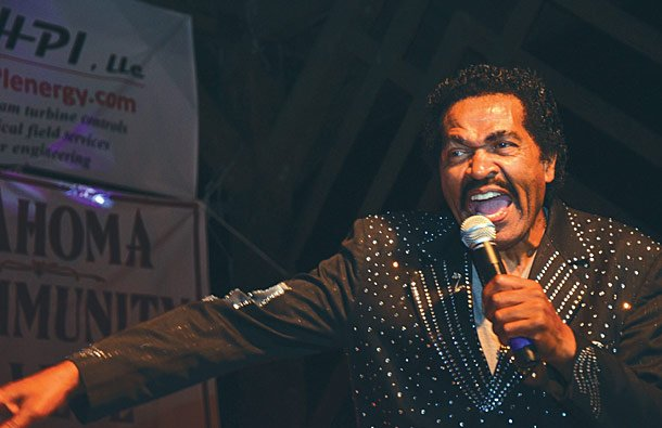 Bobby Rush Performing